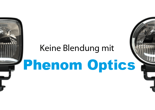 Phenom Optics - Keine Blendung
